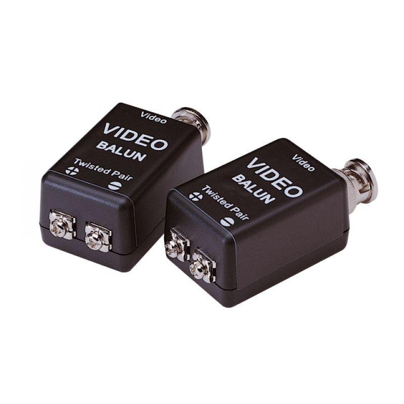 Balun (Paar) zur Übertragung einer Analog-Kamera